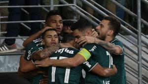 Palmeiras perdeu chance de ser campeão no domingo, mas pode fazer festa em casa