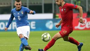 Portugal segura empate, elimina Itália e rebaixa Polônia