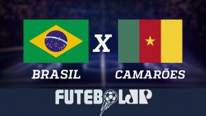 BrasilxCamarões: acompanhe o jogo ao vivo na Jovem Pan