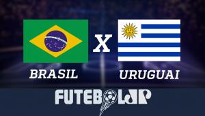 BrasilxUruguai: acompanhe o jogo ao vivo na Jovem Pan
