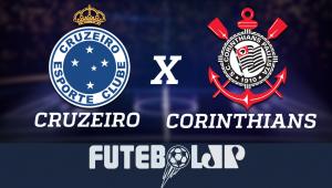 CruzeiroxCorinthians: acompanhe o jogo ao vivo na Jovem Pan