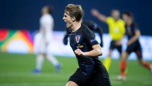 Croácia mostra força, vence Espanha e segue com chances na Liga das Nações