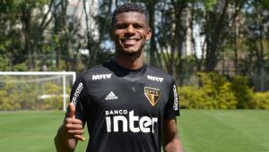 Arboleda celebra classificação do São Paulo para a Libertadores: 'sempre foi meu sonho'