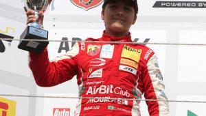 Irmão dePietro Fittipaldi, Enzo tem apoio da Ferrari para também chegar na F1