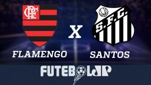 FlamengoxSantos: acompanhe o jogo ao vivo na Jovem Pan