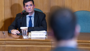 Bolsonaro sobre Moro: 'Todos os ministros têm ingerência minha'