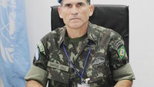General que comandou missões da ONU vai chefiar Secretaria Nacional de Segurança Pública