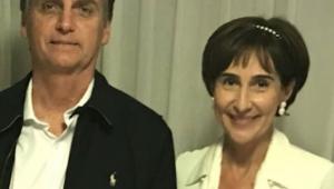 Bolsonaro confirma conversas sobre educação com Viviane Senna