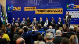 Deputados prometem aprovar acréscimo no Fundo de Participação dos Municípios