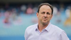 Allianz Parque ironiza 'freguesia' de Rogério Ceni após vitória do Palmeiras