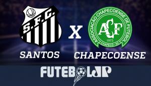 SantosxChapecoense: acompanhe o jogo ao vivo na Jovem Pan