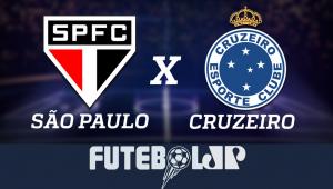 São PauloxCruzeiro: acompanhe o jogo ao vivo na Jovem Pan