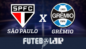 São PauloxGrêmio: acompanhe o jogo ao vivo na Jovem Pan