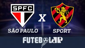 São PauloxSport: acompanhe o jogo ao vivo na Jovem Pan