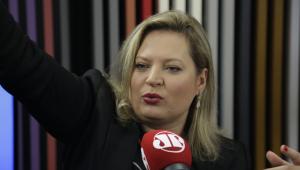 Joice diz que 'pior já passou' no PSL e critica filhos de Bolsonaro: 'Todas as crises passaram pelas mãos deles'