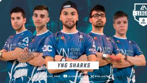 Torneio de eSports: Sharks garante vaga no mundial de Counter Strike