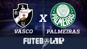 Vasco x Palmeiras: acompanhe o jogo ao vivo na Jovem Pan