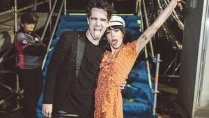 Panic! At The Disco convida Halsey para cantar em show; assista