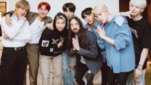 Sem o BTS, Steve Aoki lança clipe com celebridades asiáticas para 'Waste It On Me'