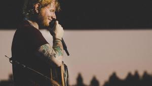'Shape of You' bate recorde no Spotify com 2 bilhões de reproduções