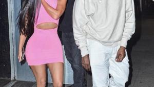 Nudes de Kim Kardashian incomodam Kanye West, revela a socialite