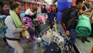 México apreende quase 800 imigrantes ilegais, sendo 368 crianças