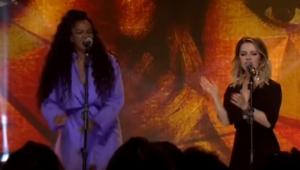 Sandy e Iza cantam juntas em novo single 'Eu Só Preciso Ser'