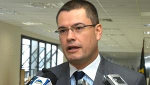 Moro anuncia Maurício Valeixo como diretor-geral da Polícia Federal