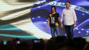 Futura primeira-dama, Michelle Bolsonaro vai a Brasília pela primeira vez após eleição