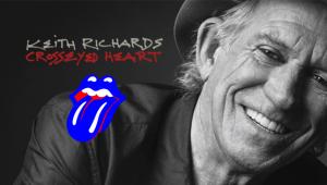 Keith Richards, baterista da Rolling Stones, afirma que parou de ingerir bebidas alcoólicas