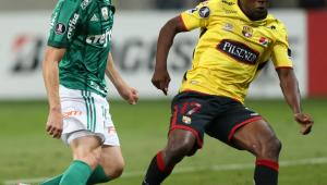 Especulado como reforço do São Paulo, Caicedo já eliminou Palmeiras na Libertadores
