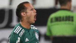 Presidente de clube paraguaio revela interesse em Guerra, do Palmeiras