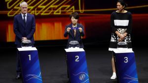 Sorteio do Mundial Feminino coloca Austrália, Itália e Jamaica no grupo do Brasil