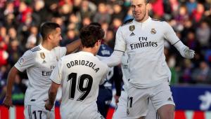Real Madrid sofre mas vence o lanterna do Campeonato Espanhol