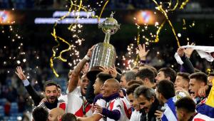River vence o Boca de virada na prorrogação e conquista a Libertadores em Madri