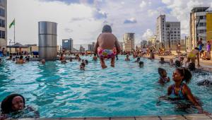 São Paulo e Rio batem recorde de calor nesta terça-feira