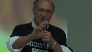 Em Bauru, Alckmin volta ao mundo acadêmico em palestra para curso de Medicina