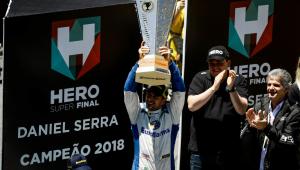 Daniel Serra conquista o bicampeonato da Stock Car