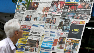 Brasil é 8º país com maior quantidade de mortes de jornalistas no ano