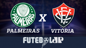 PalmeirasxVitória: acompanhe o jogo ao vivo na Jovem Pan