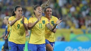 Brasil quer receber Copa do Mundo feminina, mas tem concorrência recorde
