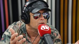 Contra estresse, médico mandou Sérgio Mallandro se masturbar em 'A Fazenda'