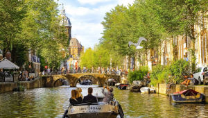 Granada da II Guerra provoca fechamento de dique na Holanda