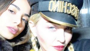 Madonna manda mensagem para Anitta: 'Nunca conheci uma garota como você'