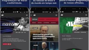 Baixe o novo app da Jovem Pan e acompanhe a maior rádio do Brasil no celular