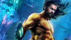 'Aquaman' estreia no Brasil em 1º e desbanca 'Bohemian Rhapsody'