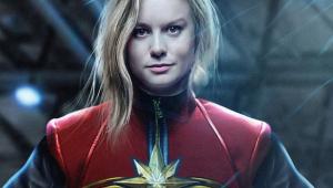 'Capitã Marvel' quebra novo recorde e entra em top 10 de filme de heróis