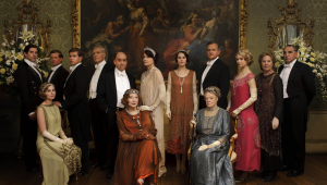 Filme de Downton Abbey ganha teaser