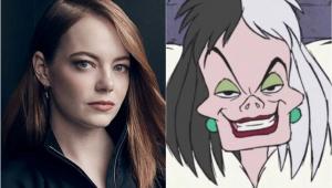 'Cruella', live-action com Emma Stone, tem estreia adiada para 2021