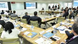 Os futuros ministros do presidente eleito, Jair Bolsonaro (PSL), participam nesta quinta-feira (27) de um curso na área de governança pública, em Brasília